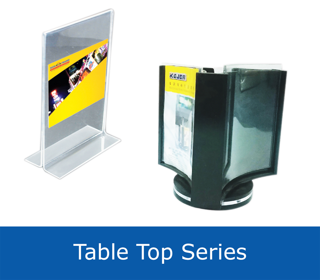 table top series
