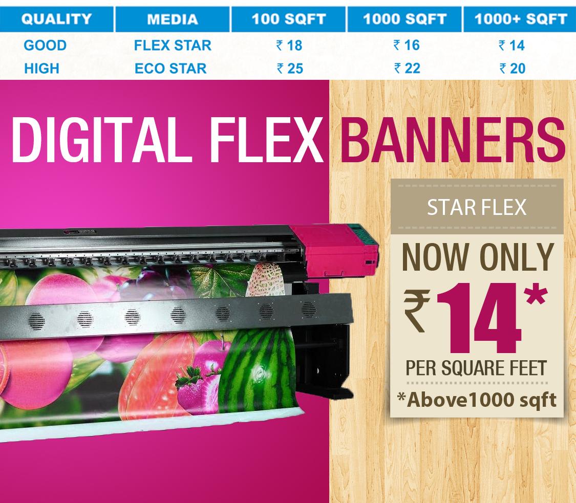 Digital Printing Services In Chennai Flex Printing
